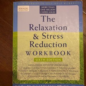 Other - The Relaxation and Stress Reduction Workbook